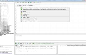 Редактор шаблона вывода в режиме парсинга в CSV-таблицу